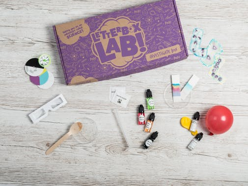 letterbox-lab-discount code Product Shot