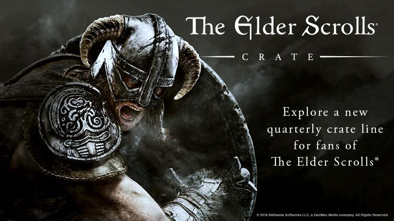 Elder-Scrolls-Loot-Crate Product Shot
