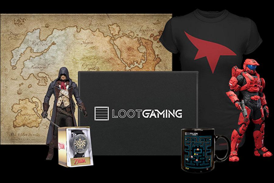 loot-gaming Product Shot