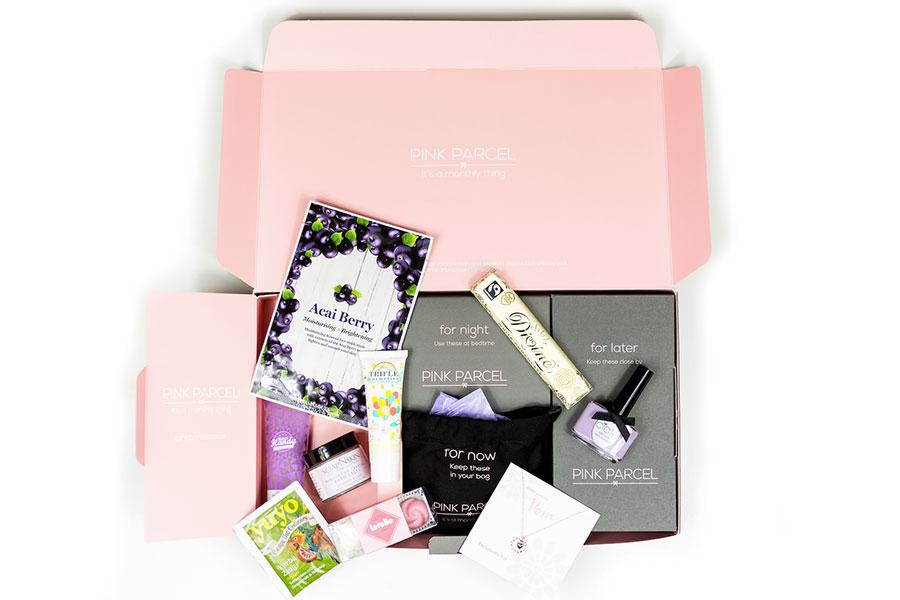 pink-parcel Product Shot