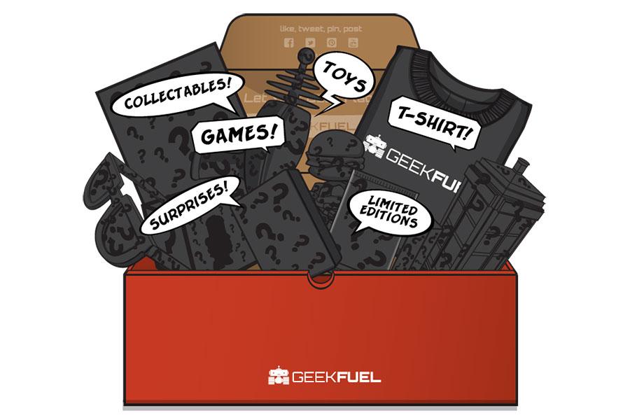geek-fuel Product Shot
